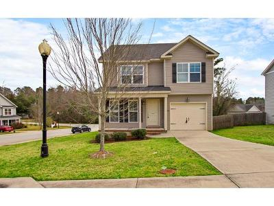 Grovetown Single Family Home For Sale: 910 Arbor Springs Circle