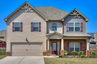 Augusta Single Family Home For Sale: 3507 Monroe Court