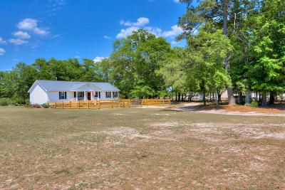 Aiken Single Family Home For Sale: 465 Beaverdam Road
