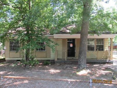Aiken Single Family Home For Sale: 312 McCormick Avenue