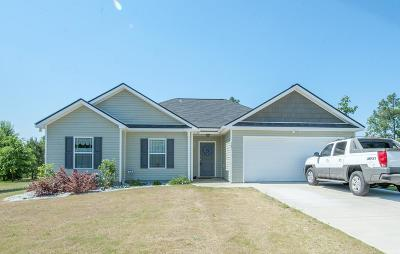 North Augusta Single Family Home For Sale: 543 Naussa Pass