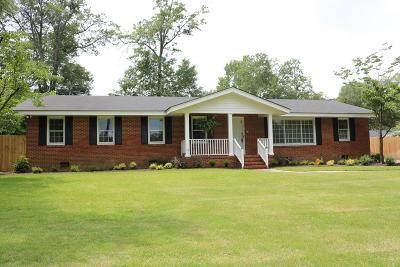 Augusta Single Family Home For Sale: 3122 Applegate Lane