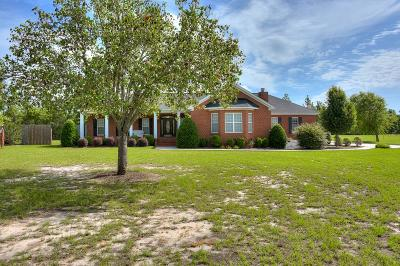 Hephzibah Single Family Home For Sale: 2358 Corley Road