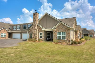 Augusta Single Family Home For Sale: 1154 Brookstone Way #D/2
