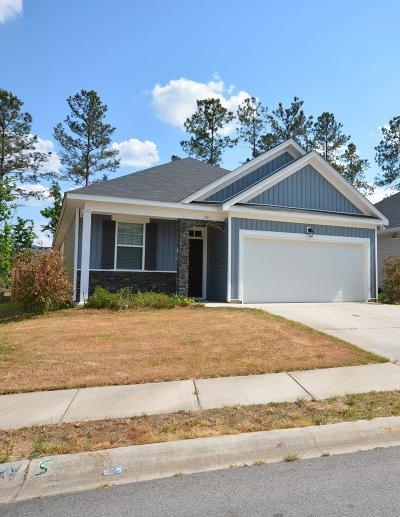 Canterbury Farms Single Family Home For Sale: 521 Brantley Cove Circle