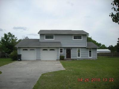 Hephzibah Single Family Home For Sale: 1547 Brown Road