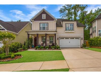 Evans Single Family Home For Sale: 527 Meldon Road