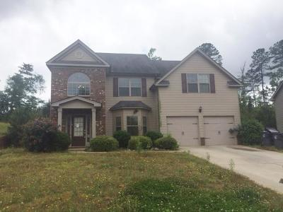 Grovetown Single Family Home For Sale: 419 Ripsaw Court