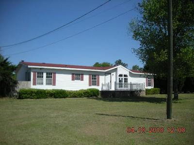 Hephzibah Single Family Home For Sale: 2004 Tracy Drive