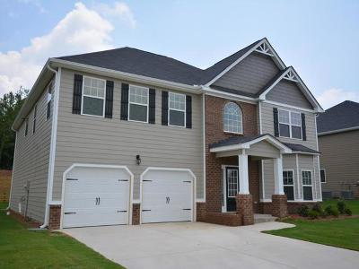 Evans Single Family Home For Sale: 4645 Southwind Road
