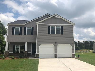 Augusta Single Family Home For Sale: 1048 Sims Drive
