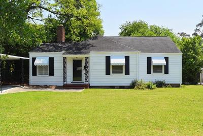 Augusta Single Family Home For Sale: 1716 King Woods Drive