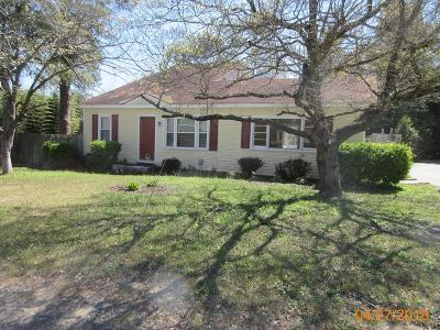 North Augusta Single Family Home For Sale: 406 Birch Street