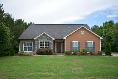 North Augusta Single Family Home For Sale: 302 Foxchase Circle