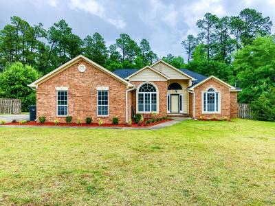 Hephzibah Single Family Home For Sale: 1109 Fox Den Road