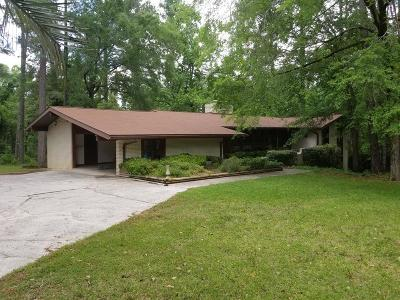 Evans Single Family Home For Sale: 5090 Fairington Drive