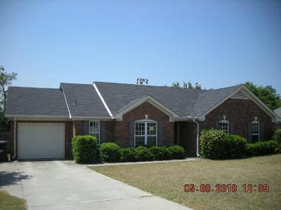 Augusta Single Family Home For Sale: 2565 Smoketree Road