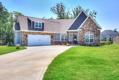 Evans Single Family Home For Sale: 4239 Windslow Drive