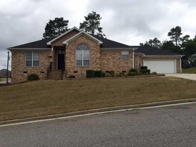 Hephzibah Single Family Home For Sale: 4061 Pinnacle Way