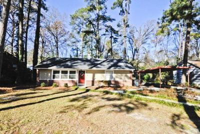 North Augusta Single Family Home For Sale: 2049 Wren Road