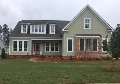 Evans Single Family Home For Sale: 4320 Sabal Drive