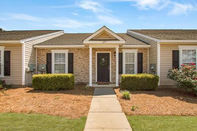 North Augusta Single Family Home For Sale: 177 Haley Drive