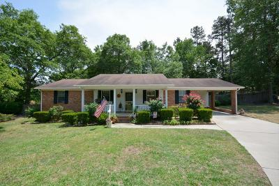 Augusta Single Family Home For Sale: 3404 Southern Ridge Court