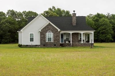 Waynesboro Single Family Home For Sale: 4672 Hwy 56n