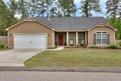 North Augusta Single Family Home For Sale: 303 Foxchase Circle