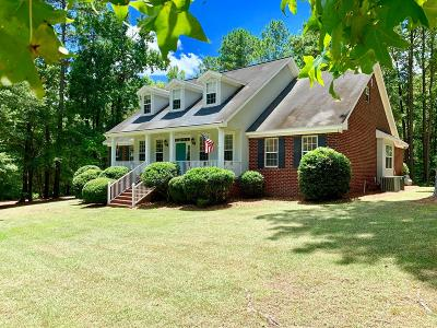 Evans Single Family Home For Sale: 5066 Prior Drive