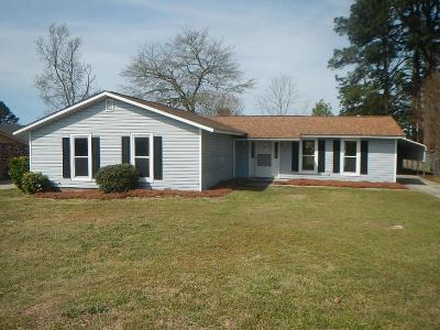 Columbia County Single Family Home For Sale: 216 Cavalier Drive