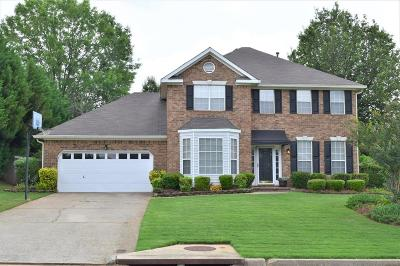 Evans Single Family Home For Sale: 1147 Parkside Trail