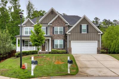 Grovetown Single Family Home For Sale: 233 Havelock Drive