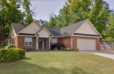 Columbia County Single Family Home For Sale: 3980 High Chaparral Drive