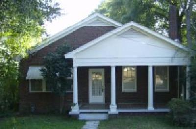 Augusta Single Family Home For Sale: 816 Russell Street