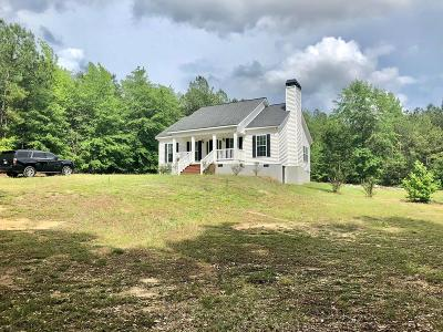 Warnerville SC Single Family Home For Sale: $145,000