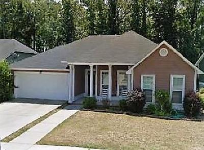 Grovetown Single Family Home For Sale: 2028 Magnolia Pkwy
