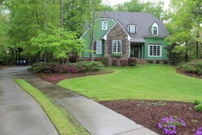 Columbia County Single Family Home For Sale: 705 River Island Court