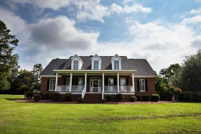 Evans Single Family Home For Sale: 5027 Bryant Cove Drive