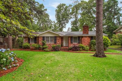 Augusta GA Single Family Home For Sale: $210,000