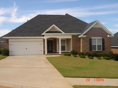 Grovetown GA Single Family Home For Sale: $210,000