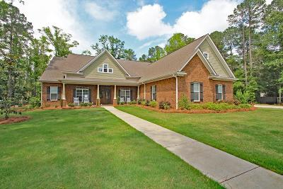 Appling Single Family Home For Sale: 5165 N Tubman Road