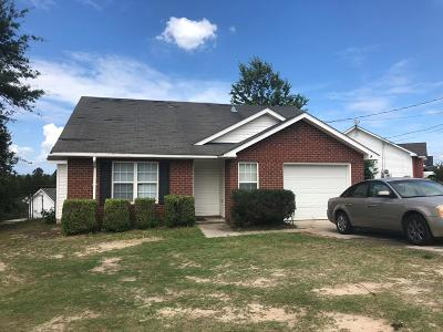 Hephzibah Single Family Home For Sale: 2821 Cranbrook Drive