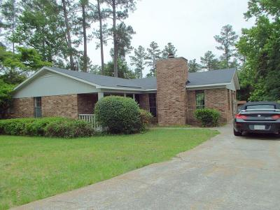 Hephzibah Single Family Home For Sale: 2637 Cranbrook Drive