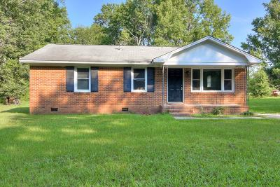Jackson Single Family Home For Sale: 351 S Hankinson Street