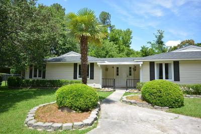 Augusta Single Family Home For Sale: 3301 Sandpiper Lane