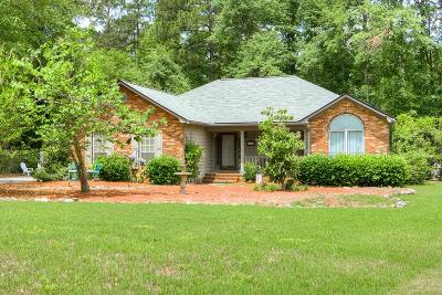 North Augusta Single Family Home For Sale: 472 Calbrieth Circle