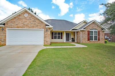 Grovetown Single Family Home For Sale: 610 Butler Springs Circle