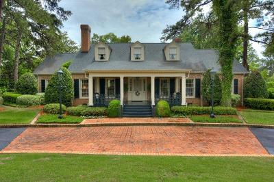 North Augusta Single Family Home For Sale: 1928 Byrnes Road