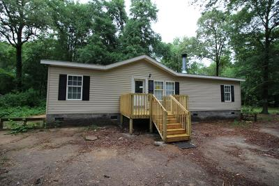 Richmond County Manufactured Home For Sale: 4931 Horseshoe Circle